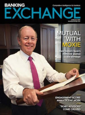 Banking Exchange Cover June July 2016