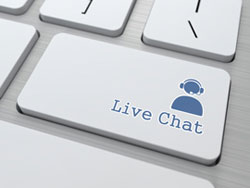 "Fraud Alert: ""Live-Chatting"" for Dollars"