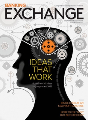 Banking Exchange December 2015 Issue