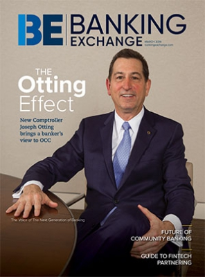 Banking Exchange Cover March 2018