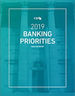 CSI Banking Priorities cover 250