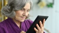 Hey, even grandma has an iPad