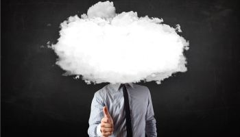 "Global financial firms have heads in ""clouds"""
