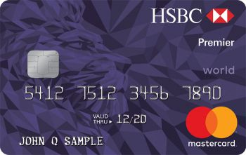 Among the gaps Pablo Sanchez and his team filled in at HSBC was credit card offerings. A metal card—the HSBC Premier World Elite Mastercard—was just introduced for a key segment: people who travel regularly, particularly to and from the Far East and Europe to the U.S. East and West Coasts.