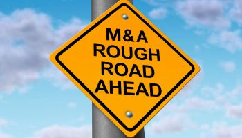 M&A talks active, as banks' road looks rocky