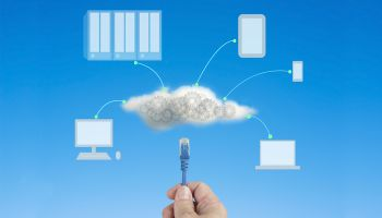 Banks embrace hybrid cloud/IaaS for financial, security reasons