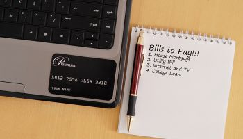 Opt-in program to reduce online bill payment exceptions