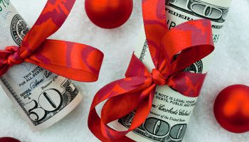 Paying down student debt outweighs holiday cheer this season.