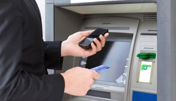 FIS offers first biometric ATM access via mobile