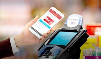 New service from Wells provides not only a bank wallet but also cardless ATM access.