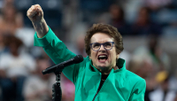 First Women's Bank and Billie Jean King