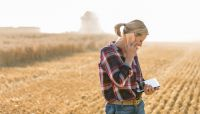 Why wouldn't a farmer equipped with the latest ag tech want the latest in bank tech? Don't fall for stereotypes, warns Next Voices blogger Kelsey Neisen.