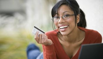 Young adults returning to credit card use