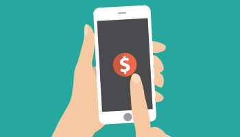 Mobile banking apps grow popular