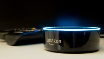 """Alexa, read me 'Dog Man and Cat Kid' now"" (please) could become the norm as Amazon rolls out its Echo Dot for kids. Eric Brandt of D3 Banking Technology says the news will only amp expectations of future customers for easy, quick responses. Don't be intimidated, he urges, but adapt now."