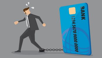 Consumers may feel dogged by credit card debt, but a new study by TransUnion indicates that distressed consumers will pay off another kind of debt ahead of credit cards.