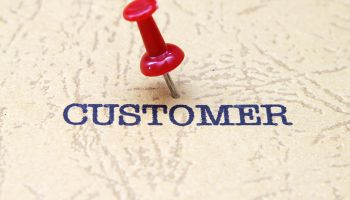 Courting the customer… poorly?
