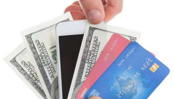 Credit cards abound, but debit cards preferred