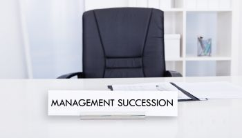 Succession: Filling the chair (s) right