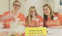 The Avidia Smarties are employee brand ambassadors for Massachusetts' Avidia Bank. They receive special training to keep things in compliance online while promoting the brand in social media and in person.
