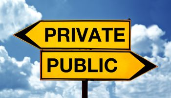 Public or private?