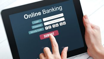 Tablets becoming top choice for banking