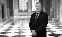 Veteran banking attorney examines future via past
