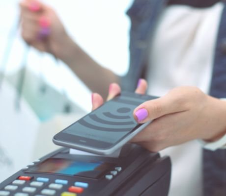 Contactless Payments Catching On In America