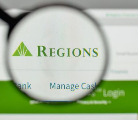 Regions Financial Corp. Catches the Eye of Institutional Investors