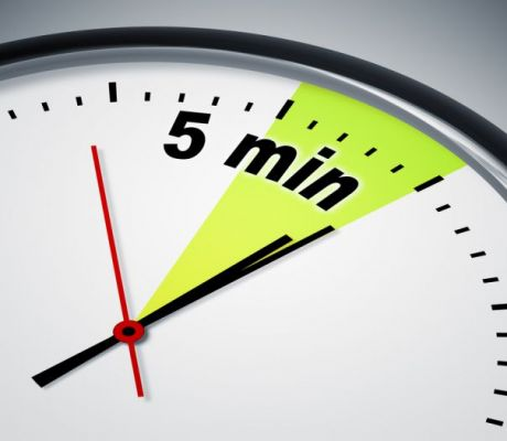 The Next Five Minutes Will Determine the Fate of Your Bank