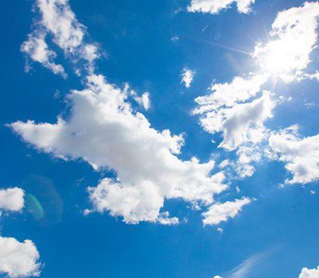 Real estate forecast: sunny, chance of rain
